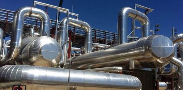 Refineria-Saudi-AramcoIzmenjivači toplote, 8 prstenova ø 4446/3840 x 242 mm / materijal SA266CL2 / mesto isporuke: Saudijska Arabija