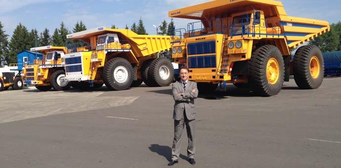 Kiperi za rudarstvo, stalna isporuka prstenova do ø 1504 mm / materijal S355J2 / mesto isporuke: Belorusija